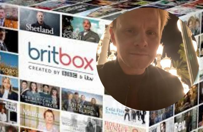 Britbox thriller director loving Isle of Wight life