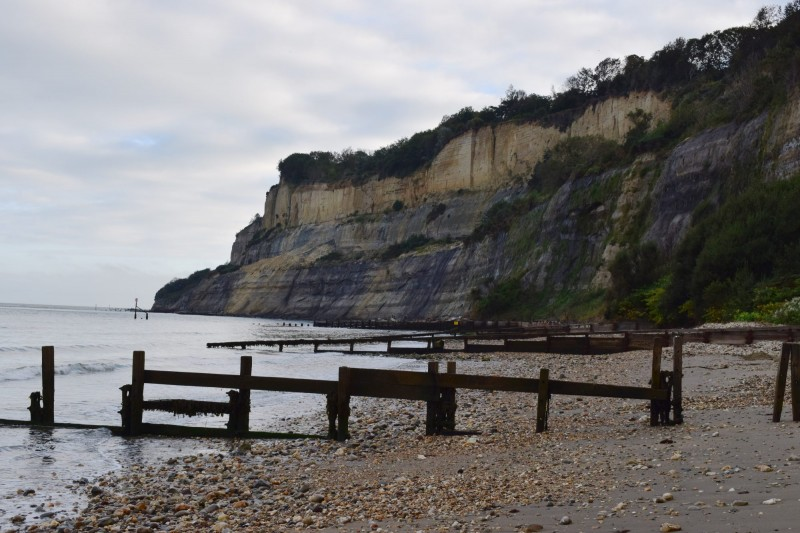 Shanklin Cliffs & Beach