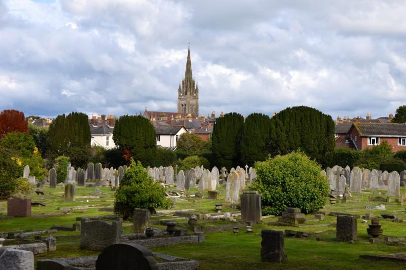 Victorian Graveyard