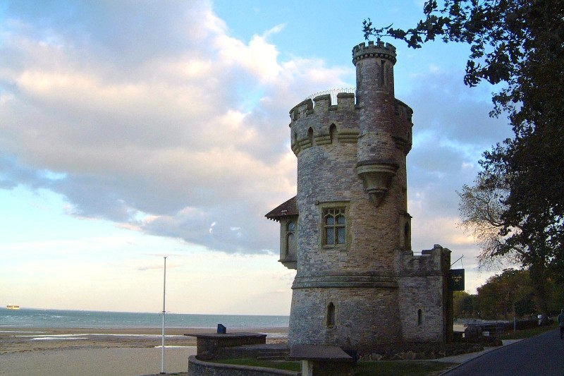 Appley Tower & Beach