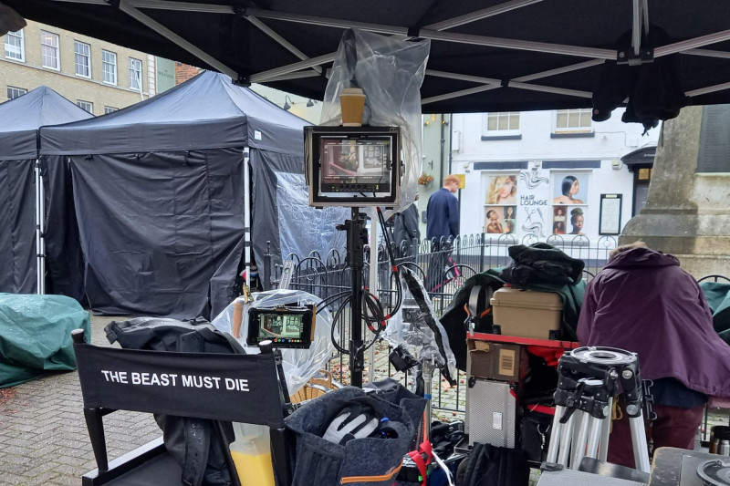 Living An Island Life – While Filming a TV Drama