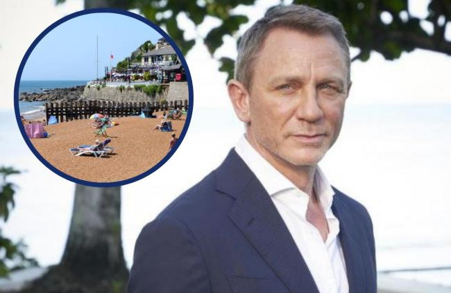 New James Bond film could feature the Isle of Wight